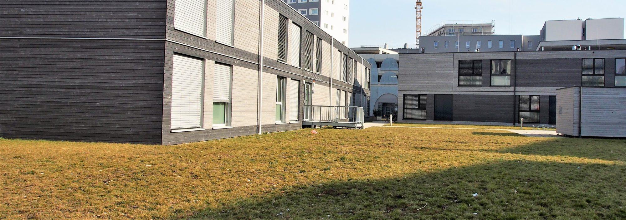 pop-up housing environments